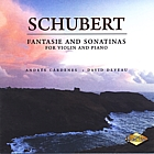 Schubert Fantasie and Sonatinas